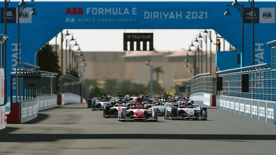 Formula E Accelerate @FIAFormulaE