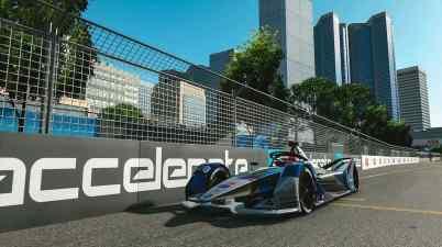 Formula E Accelerate ©FIAFormulaE