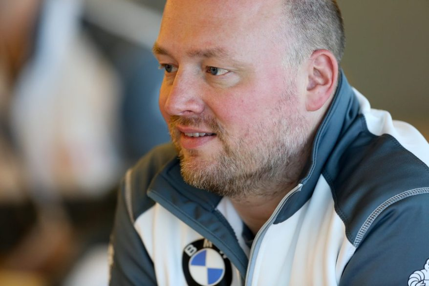 Hans Peter Naundorf, ROWE Racing, BMW M6 GT3©BMW