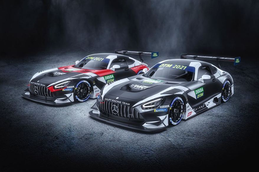 HRT Team Mercedes AMG GT3 ©DTM,HRT