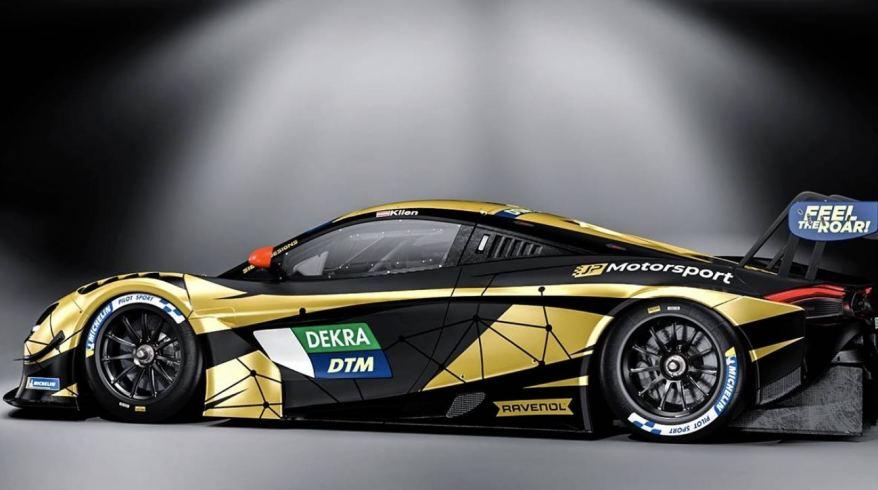 MCLaren 720S GT3, JP Motorsport ©JP Motorsport