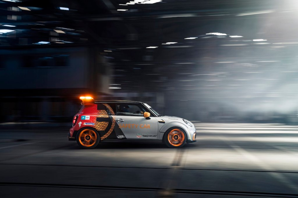Mini Electric Pacesetter by BMW©BMW