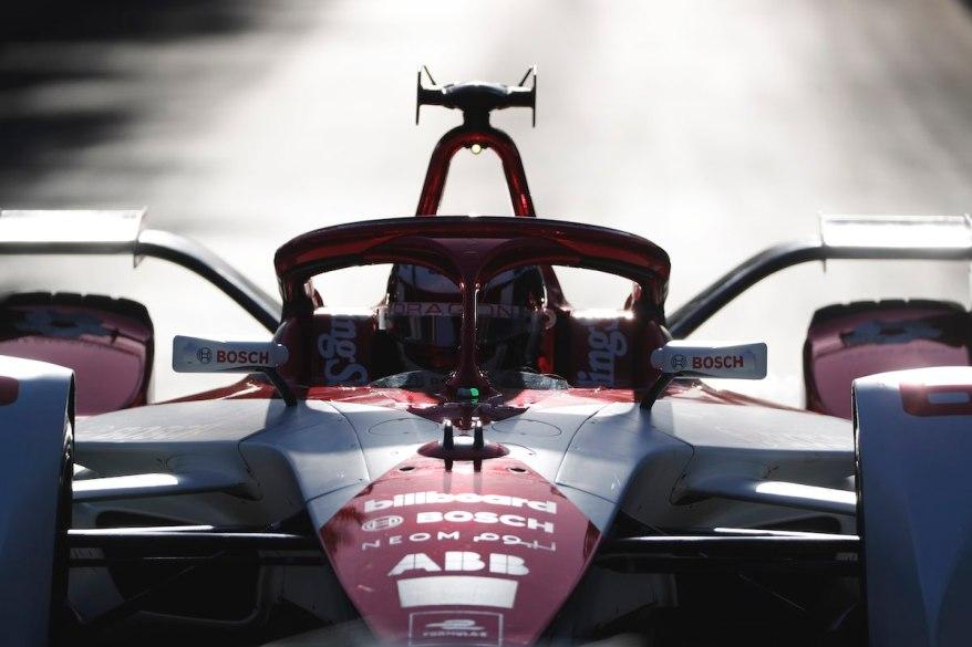 Nico Muller (CHE) Dragon Penske Autosport, Penske EV-4 ©FIAFormulaE