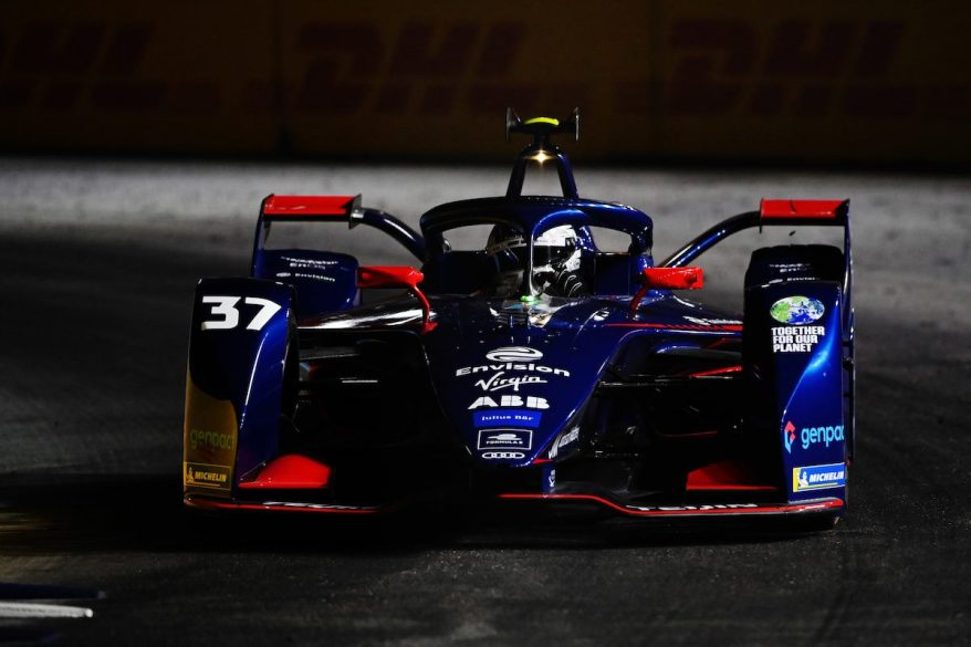 Nick Cassady,Formula E 2020-2021: Diriyah ePrix I ©Virgin, Sam Bagnall / LAT Images