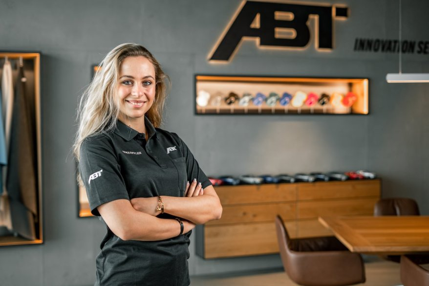 Sophia Flörsch Abt DTM 2021 ©ABT Sportsline