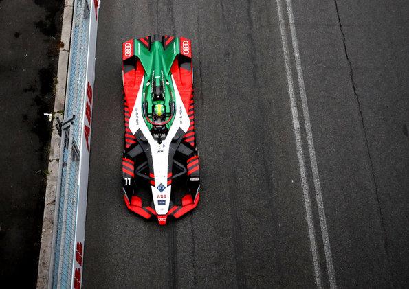 Lucas di Grassi,Formula E, Rome E-Prix 2021 ©Audi