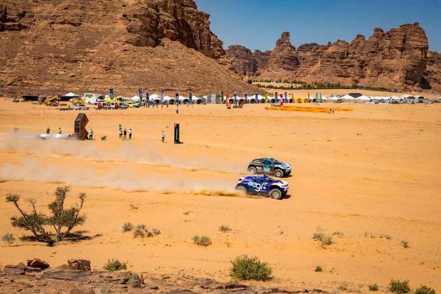 Extreme E 2021: Desert X-Prix ©Abt Motorsport,Colin McMaster / LAT Images