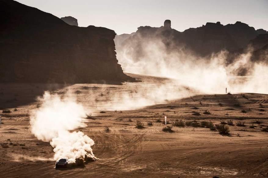 Claudia Hürtgen,Extreme E 2021: Desert X-Prix ©Abt,LAT Images