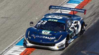 Ferrari,DTM Test Hockenheimring ©DTM
