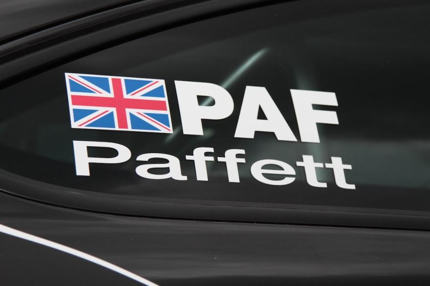 Gary Paffett Logo @EHirsch