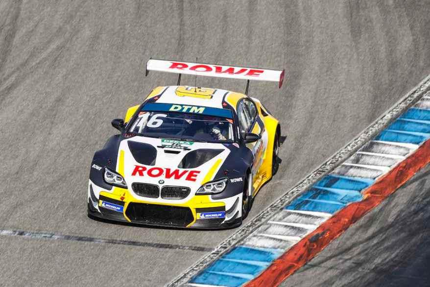 Timo Glock,DTM Test Hockenheimring ©DTM