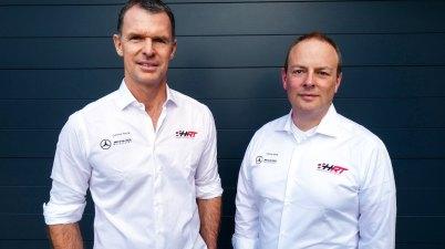 Hubert Haupt und Ulrich Fritz @Haupt Racing Team