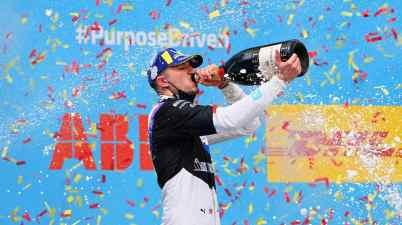 Jake Dennis Sieg Valencia © FIA FormulaE
