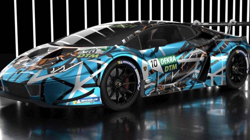 Lamborghini Huracan GT3 Evo ©DTM