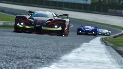 99, Michi Hoyer, Absolute Racing (esports), rFactor 2,RCCO World eX Championship, Round 3 ©vco esport