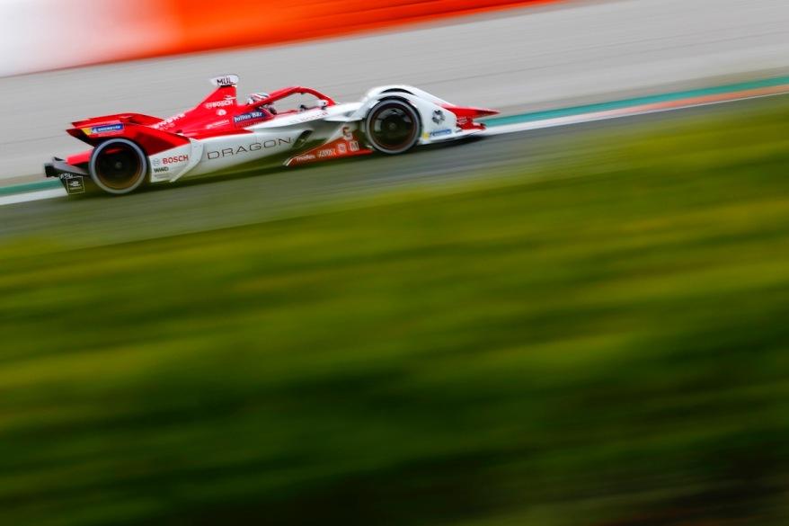 Nico Muller (CHE), Dragon Penske Autosport, Penske EV-5©FIA FormulaE