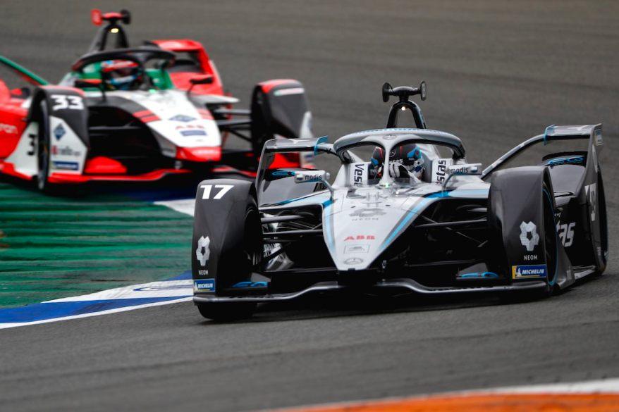 Nyck de Vries (NLD), Mercedes Benz EQ, EQ Silver Arrow 02 © FIA FormulaE
