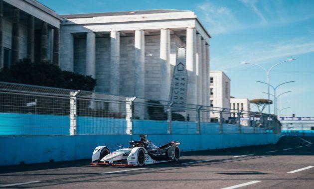 Pascal Wehrlein Porsche @Porsche