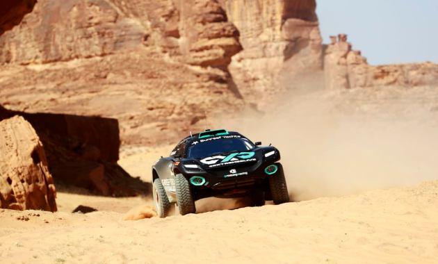 Molly Taylor , Extreme E 2021: Desert X-Prix @Extreme E, Steven Tee / LAT Images