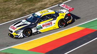 Rowe racing,DTM Test Hockenheimring ©DTM