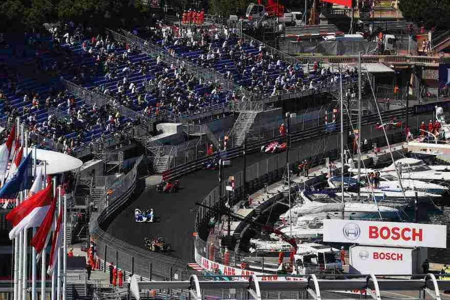 Vergne vor Günther @FIA FormulaE