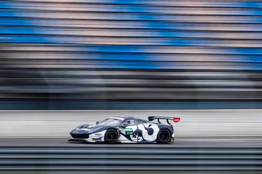 Ferrari in der Lausitz,DTM Lausitz ©DTM, Hoch Zwe