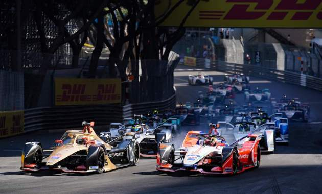2019 Monaco E-prix © FIA FormulaE, Malcolm Griffiths
