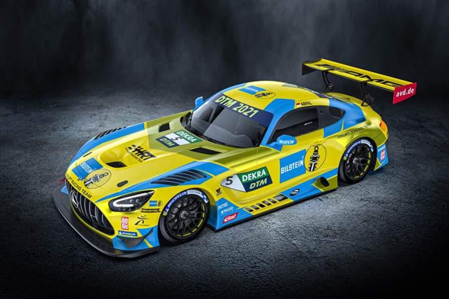 Haupt Racing Team mit Bilstein Partner @Haupt Racing Team