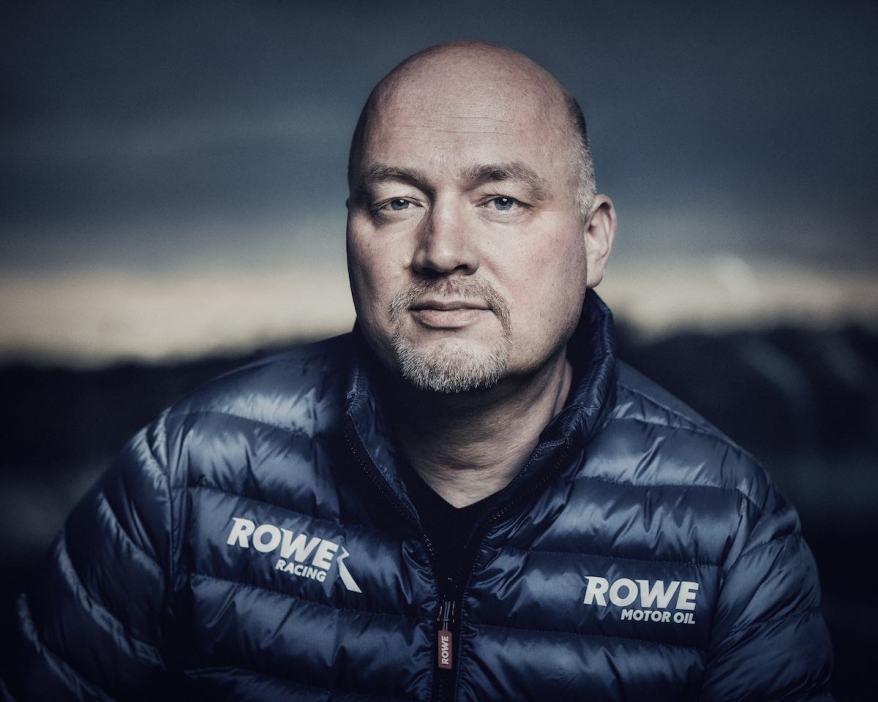 JP Naundorf ROWE Racing ©ROWE Racing