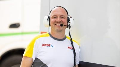 JP Naundorf Teamchef ROWE Racing ©Gruppe C Photography