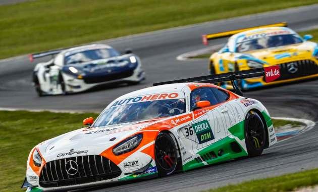 Arjun Maini, Mercedes,DTM Lausitz ©DTM,by Hoch Zwei