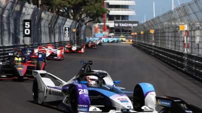 Max Günther BMW in Monaco ©BMW