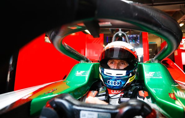 René Rast,Formula E, Monaco E-Prix 2021 ©Audi