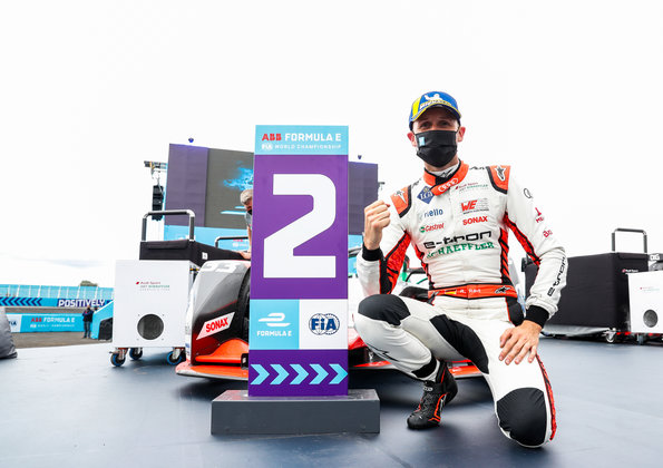 René Rast,Formula E, Puebla E-Prix 2021 ©Audi