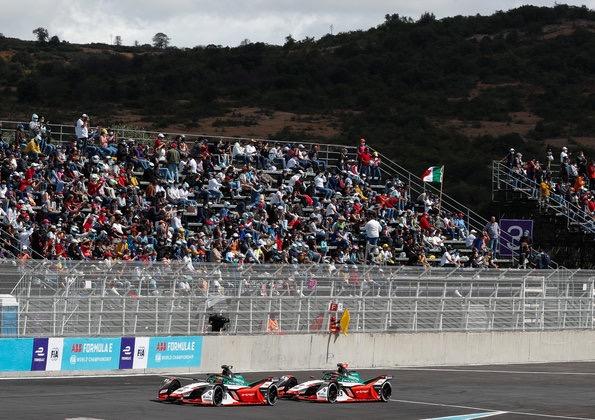 Audi Formel E,Formula E, Puebla E-Prix 2021 ©Audi