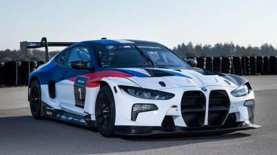 BMW M4 GT3 @BMW