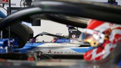 BMW Motorsport, Jake dennis und Max Günther ©BMW