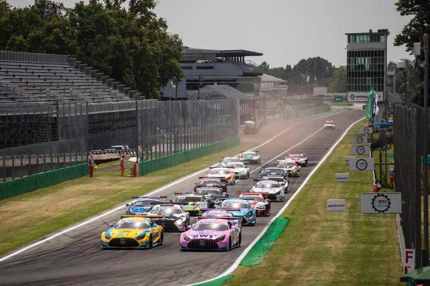 Motorsport: DTM Monza 2021 ©Hoch Zwei