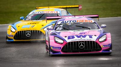 Haupt Racing Team DTM ©Gruppe C Photography;