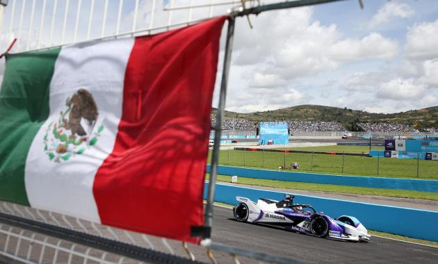Jake Dennis BMW i Andretti ©BMW