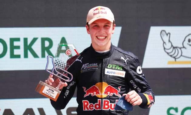 Sieger Liam Lawson,Motorsport: DTM Monza ©Hoch Zwei