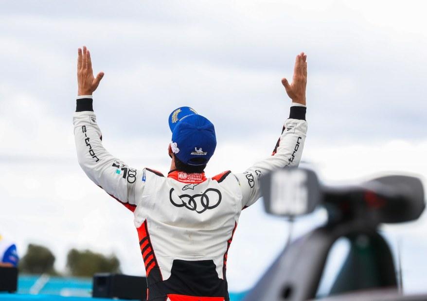 Lucas di Grassi,Formula E, Puebla E-Prix 2021 ©Audi