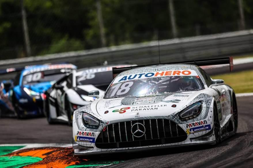 Maxi Buhk, Mücke Motorsport,DTM, 1. + 2. Monza 2021 - ©Gruppe C Photography