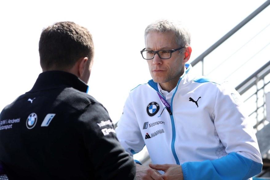 Mike Krack, BMW @BMW