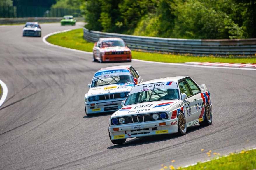 Tourenwagen Classic Salzburgring 2021 ©Michael Jurtin , BG Sportpromotion