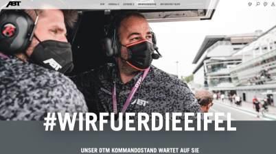 Abt Sportsline Hilfsaktion ©Abt Sportsline