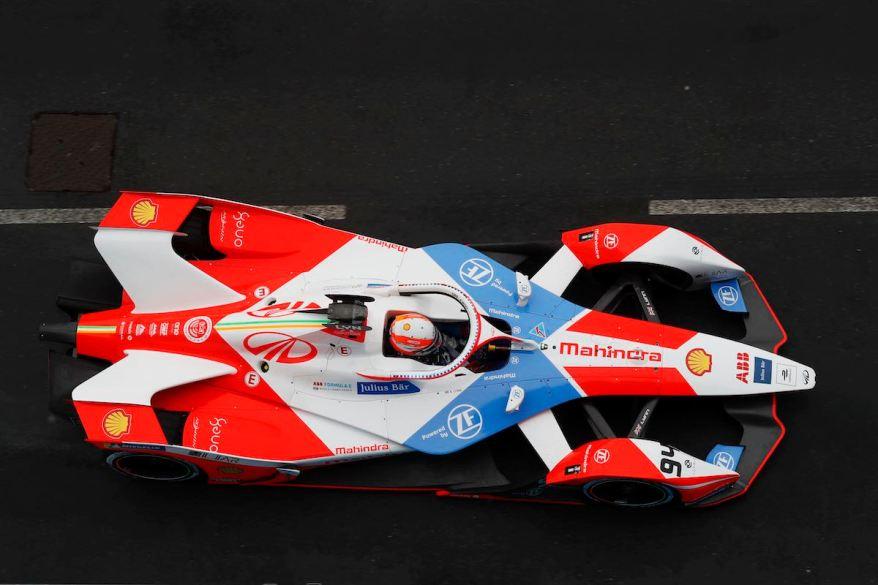 Alex Lynn (GBR), Mahindra Racing, M7Electro ©FIA FormulaE