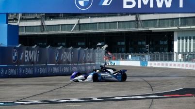 Alexander Sims,BMW,2020 Berlin E-Prix II ©Andrew Ferraro / LAT Images