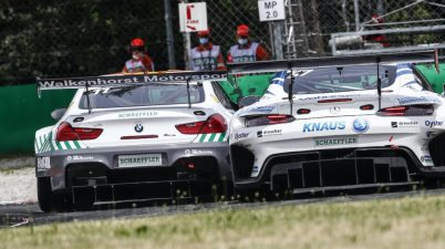 Motorsport: DTM Monza ©DTM,Hoch Zwei