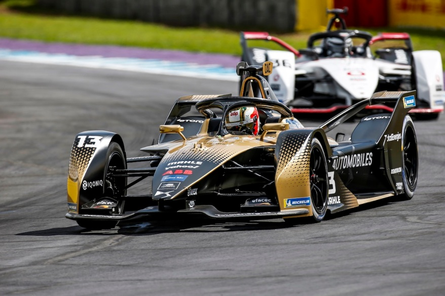 Antonio Felix da Costa,Formula E 2020-2021: Puebla E-Prix I ©Andrew Ferraro / LAT Images